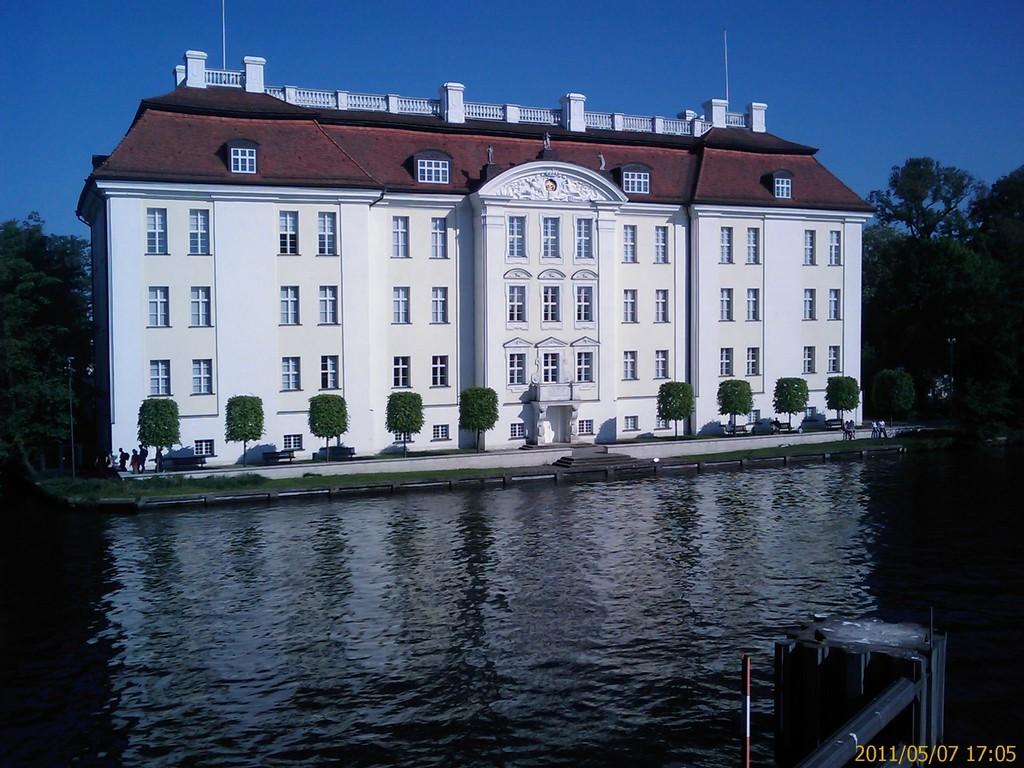 Schloss Köpenick an der Dahme
