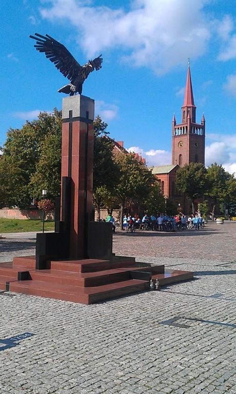 Marktplatz Debno