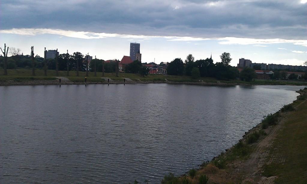 Skyline von Frankfurt (Oder)