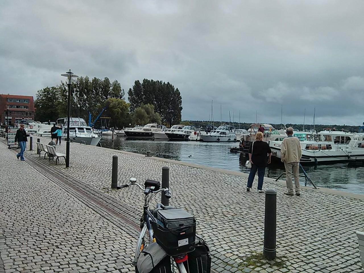 Hafen Waren(Müritz)