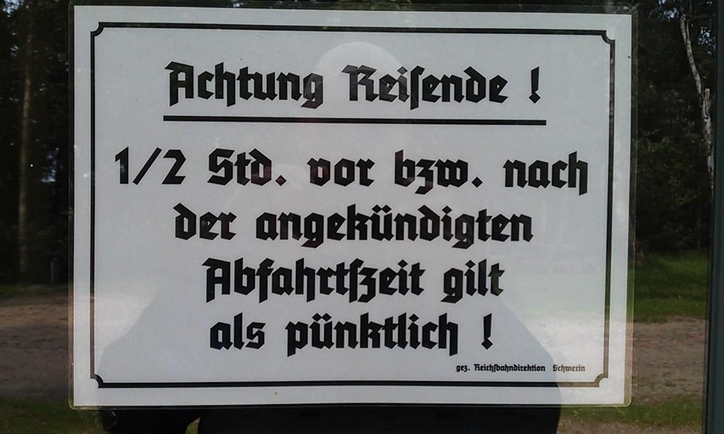Tipp für die Deutsche Bahn