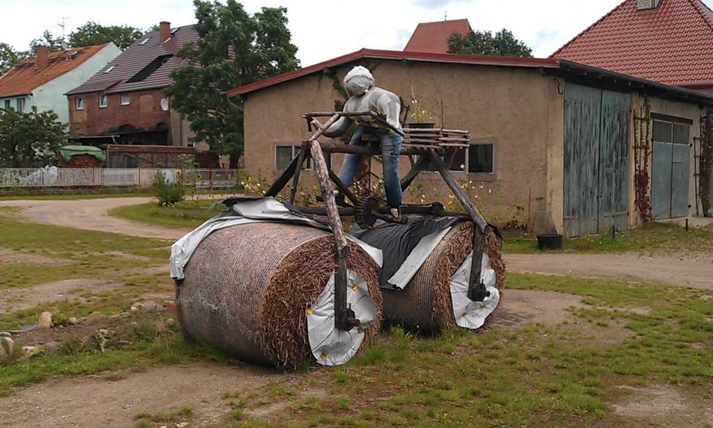Monster-Truck-Fahrrad