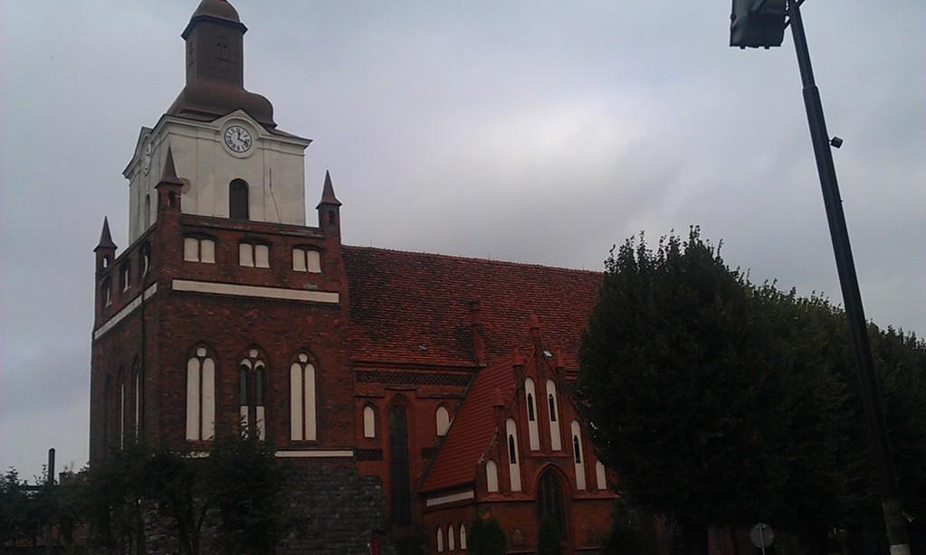 Kirche Mieszkowice