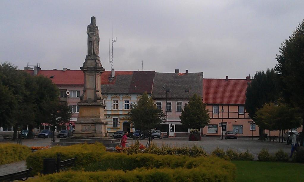 Marktplatz Mieszkowice