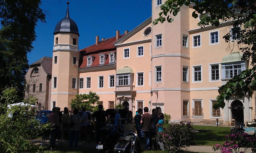 Schloss Hermsdorf 2