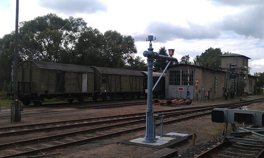 für meine Eisenbahnfreunde