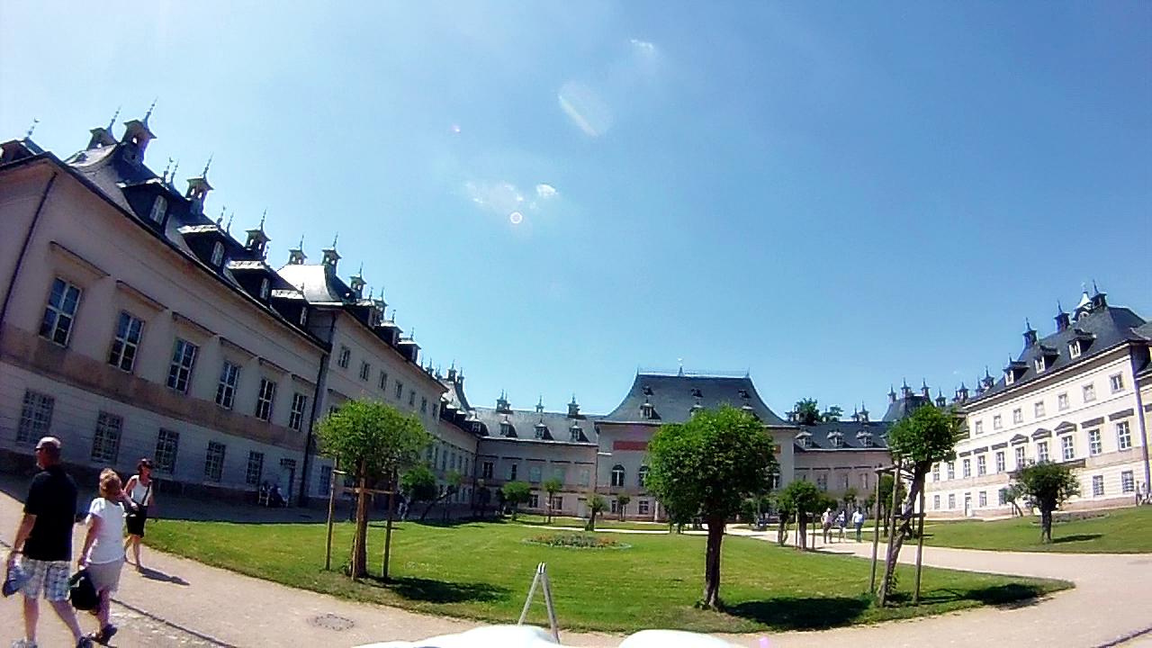 Schlossgarten Pillnitz