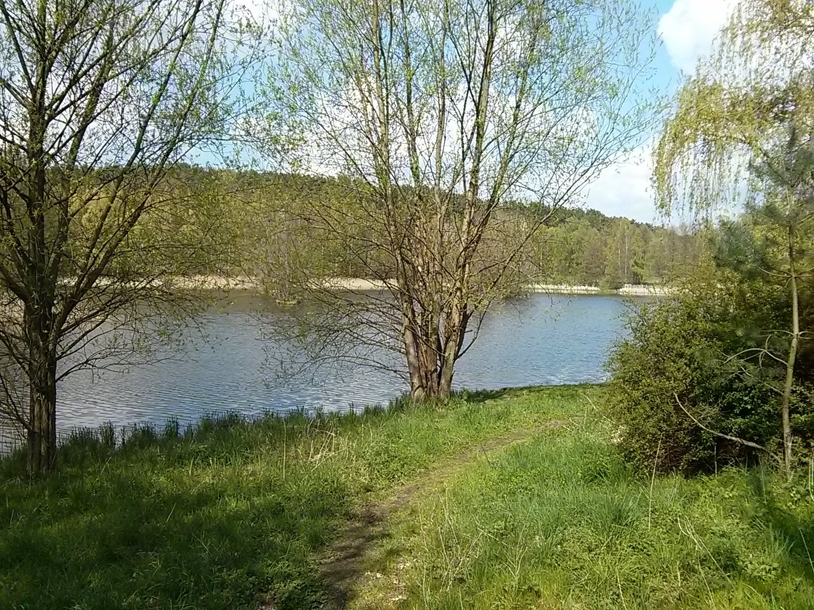 Torfstichsee
