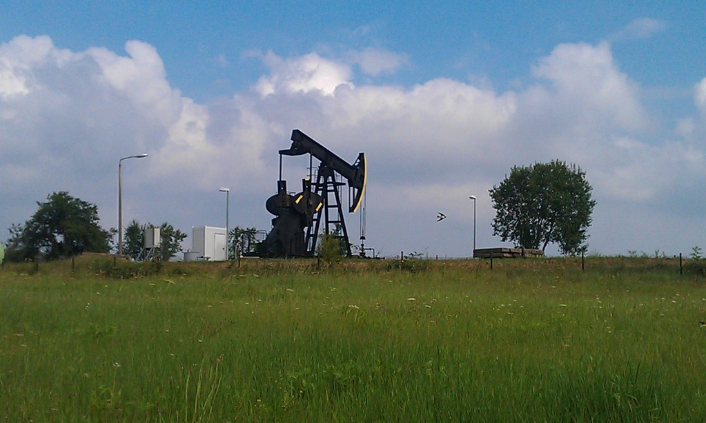 wird hier Öl gefördert?
