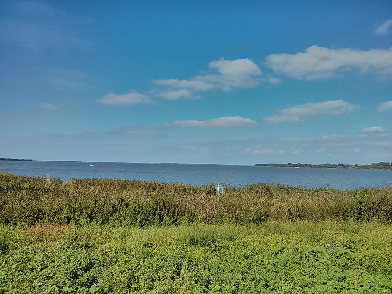 noch nicht die Ostsee