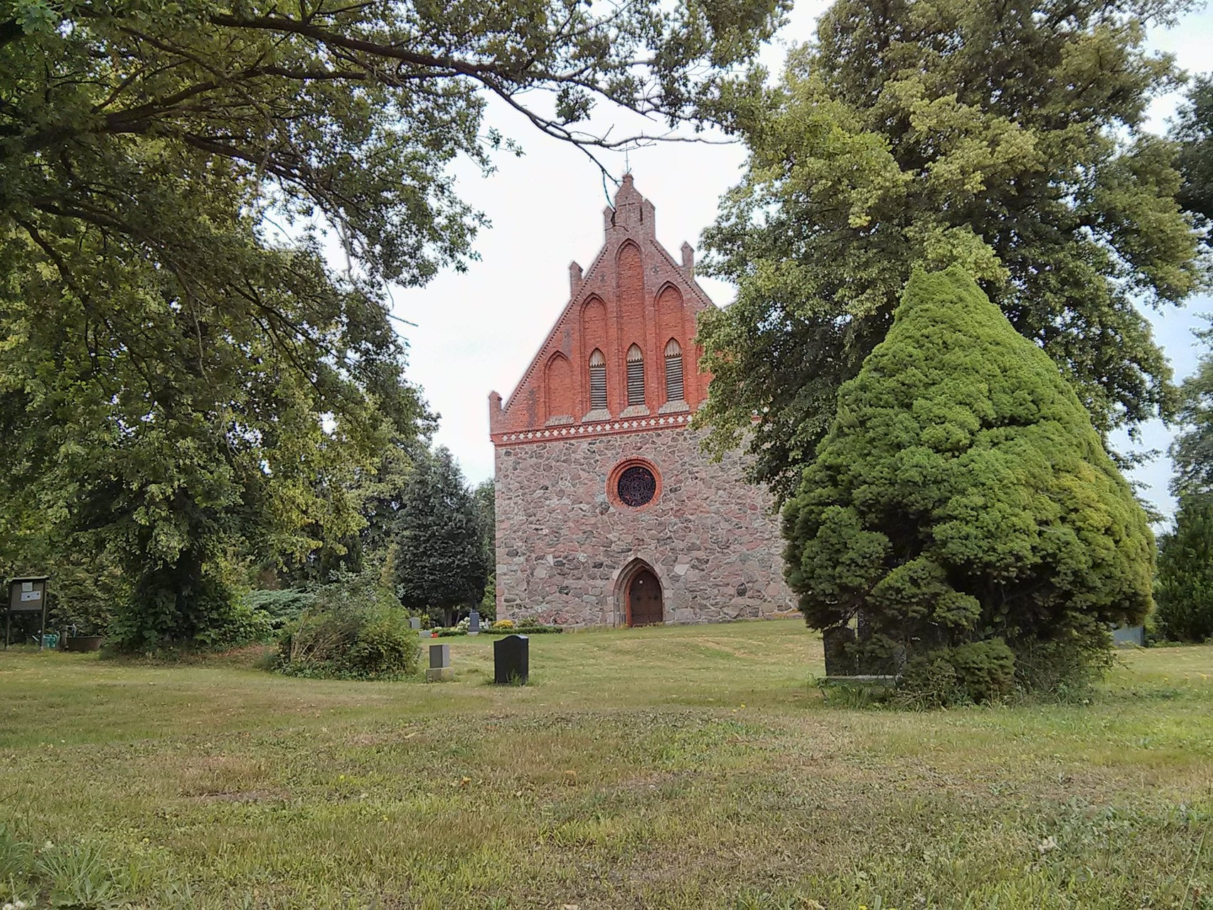 Kirche Frauenmark