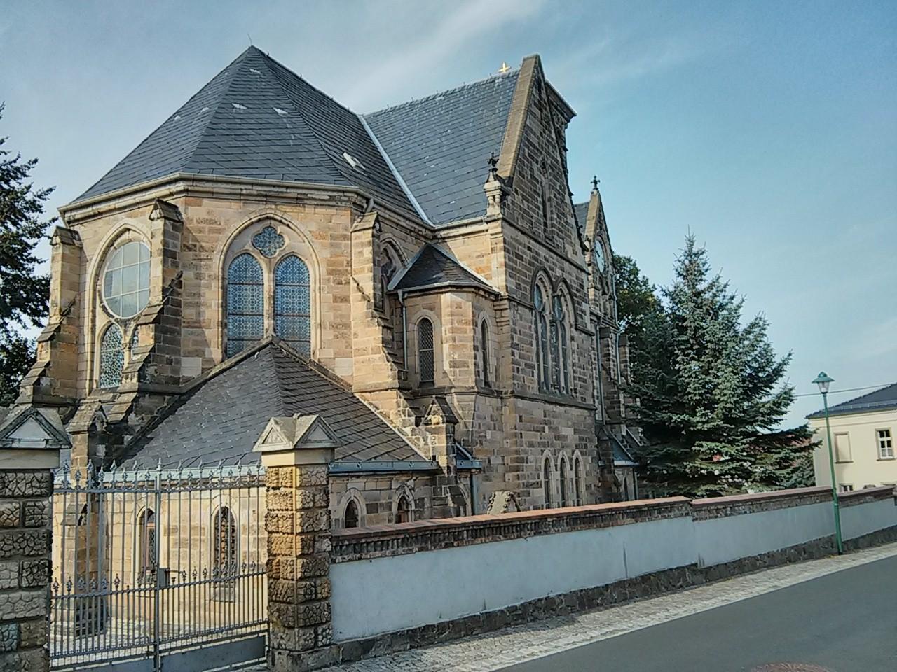 Kirche Großdobritz