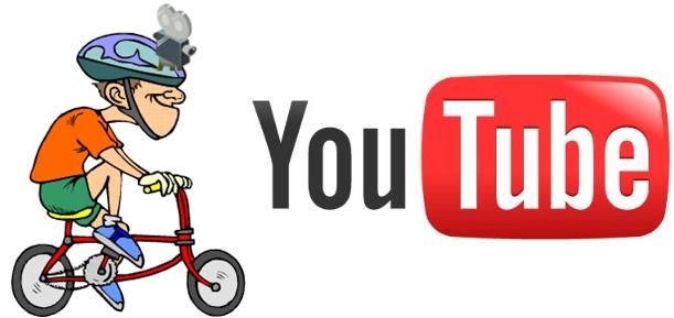 Radfahren macht Spass bei YouTube