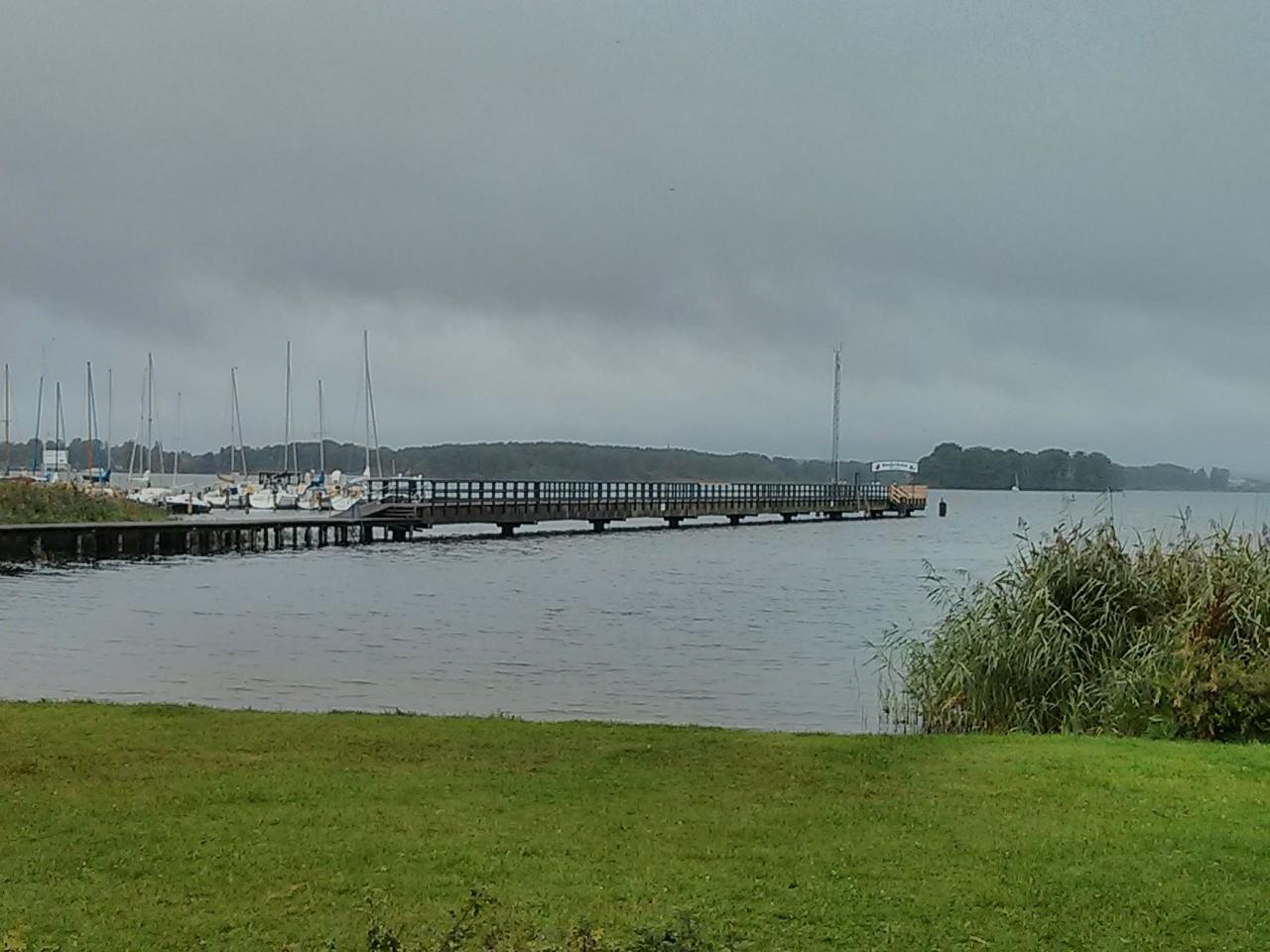 Seebrücke Rechlin