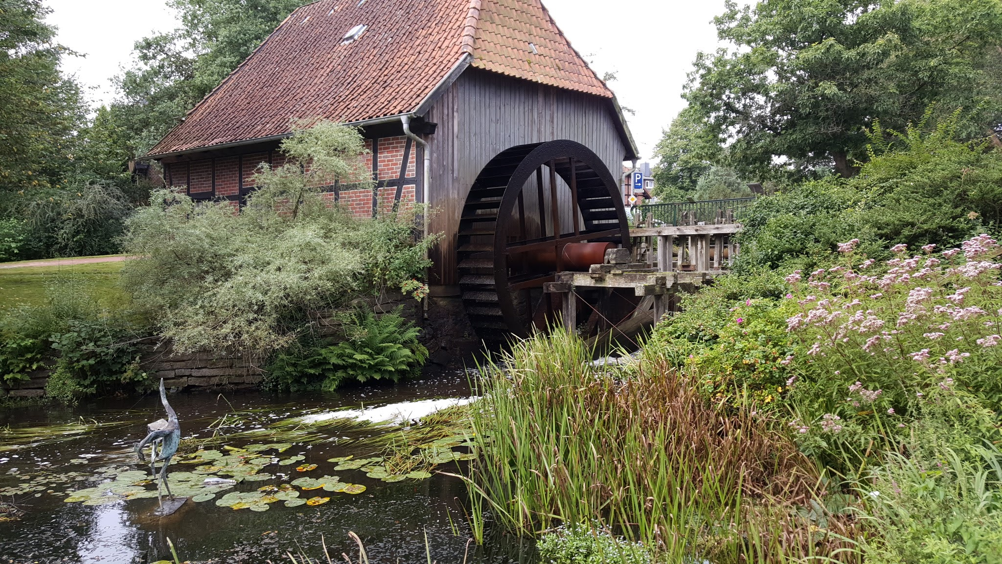 Mühle in Munster