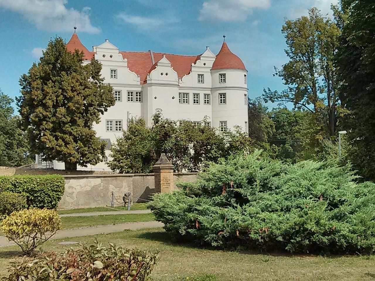 Wasserschloss Großkmehlen