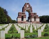 Circuit du Souvenir Monument de Thiepval Somme