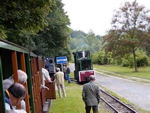 P'tit train de la Haute Somme Froissy Somme