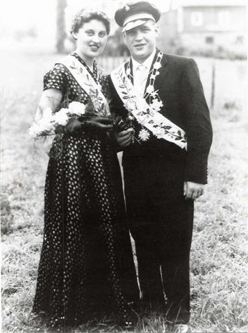 1955 - 56 Fanz Josef Eickhoff