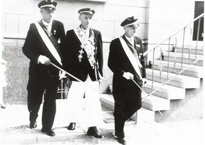 1960 - 61 Hugo Griese