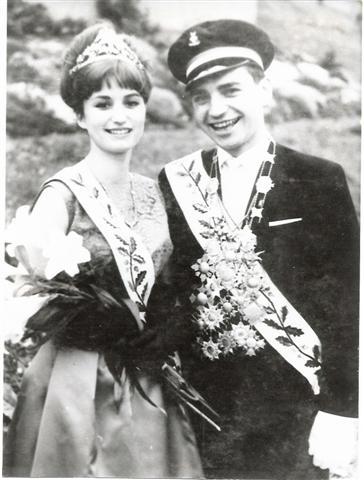 1965 - 66 Karl Dieter Heller