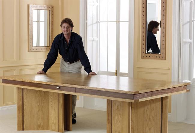 jeremy cornwell handmade furniture commissions bespoke