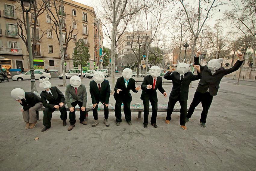 Performance de las máscaras de Tom Campbell