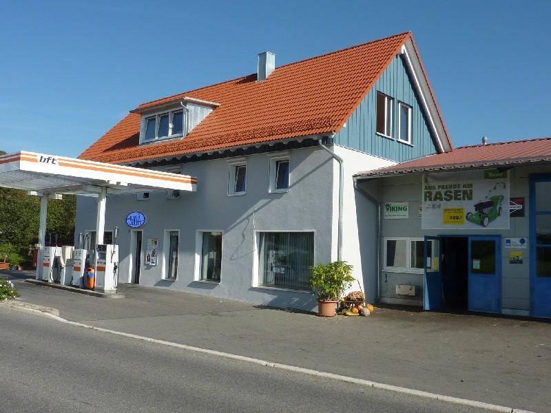 2009 Umbau Wohn + Geschäfthaus