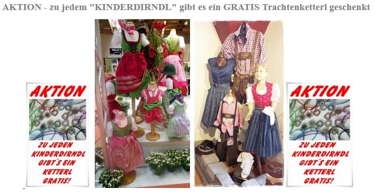 Tracht Aktion