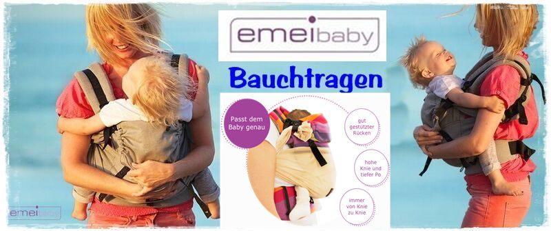 emeibaby Bauchtrage im Wandls Gwandl in Vöcklabruck