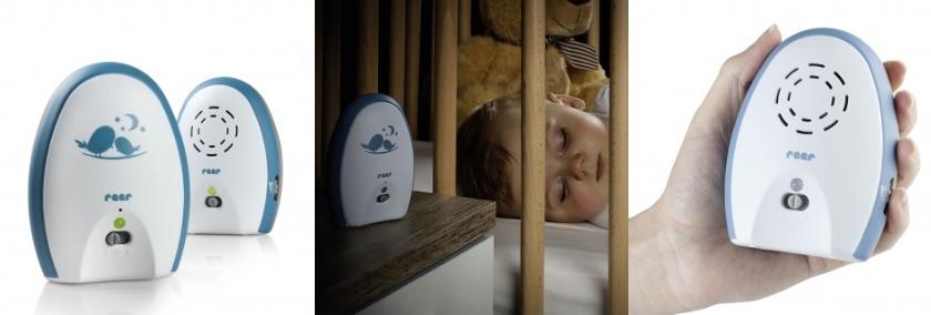 Babyphone analoge strahlungsarm