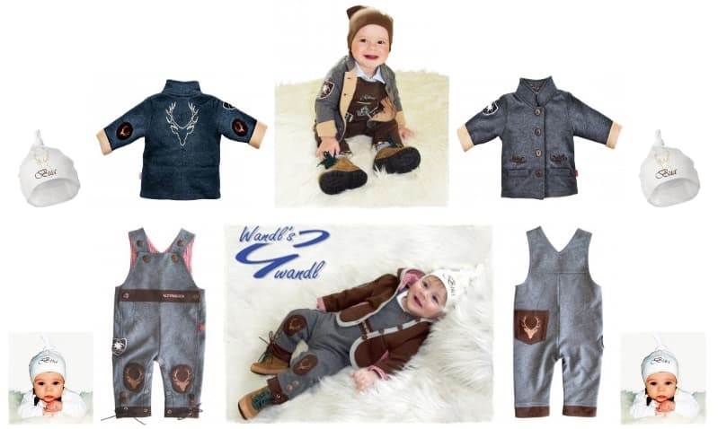 babytrachten Jackerl in Tracht