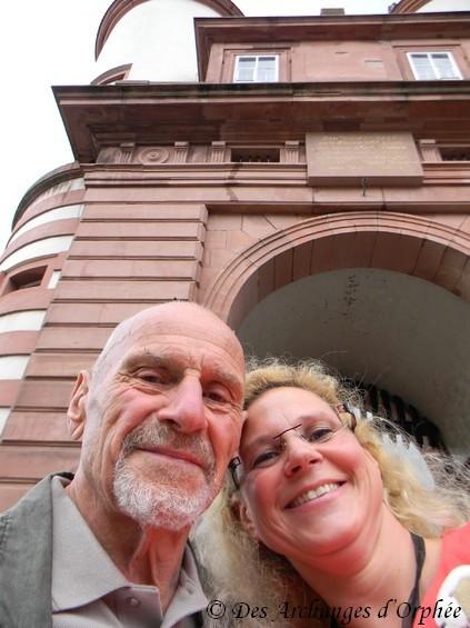 Selfie avec Pap's