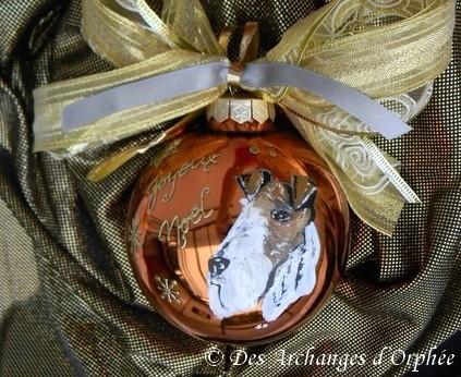 Boule de Noël Didi