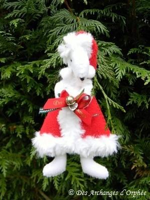 Bedlington de Noël