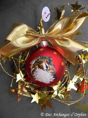 Boule de Noël Bugsy
