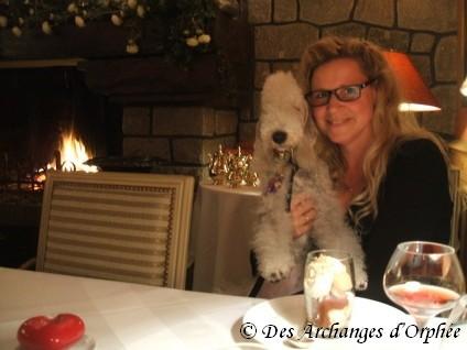 Au Erckmann Chatrian, Phalsbourg avec Olga