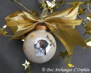Boule de Noël Ferdjie