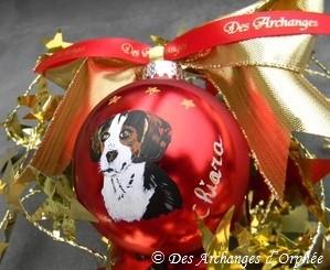 Boule de Noël Chiara.