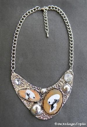 ♥♥♥ 2- collier