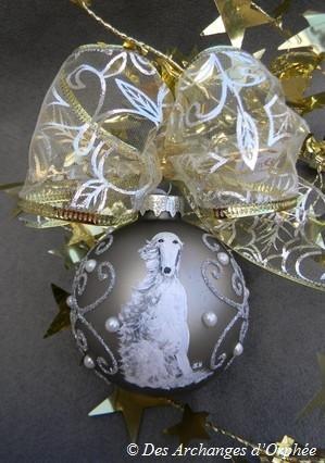 Boule de Noël Fiona