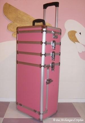 Ma nouvelle malette de rangement.