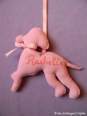 Cadeau de bienvenue pour Rachelle !