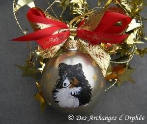 Boule de Noël Gipsy