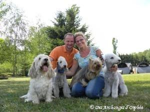 Notre petite famille !