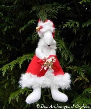 Père Noël Bedlington