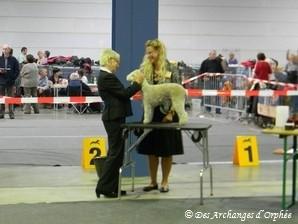 Tsarine pendant le jugement.