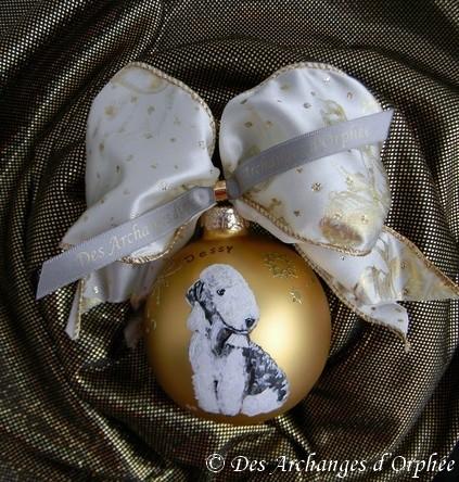 Boule de Noël Jessy