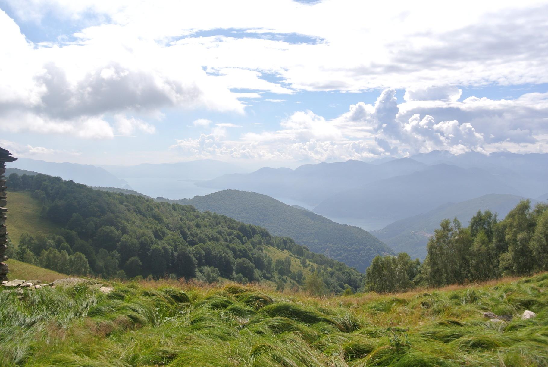 Alpone, versant italien du LEMA