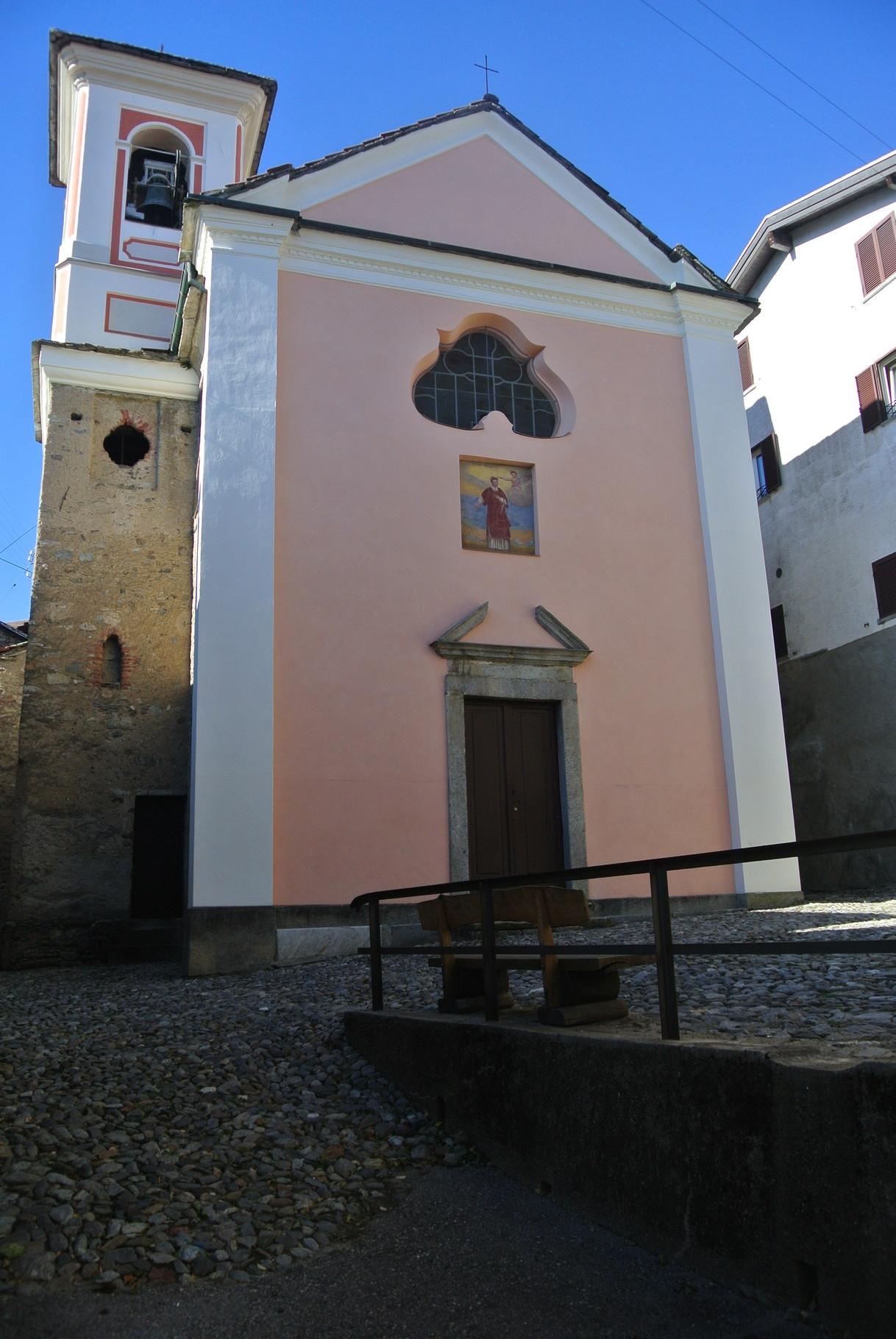chiesa Santo Stefano di Miglieglia